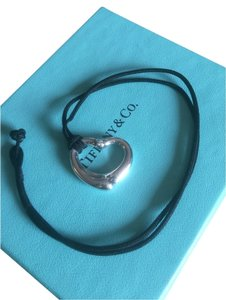 Tiffany & Co. Tiffany & Co. Open heart Diamond Necklace