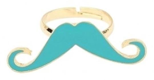 Preload https://item5.tradesy.com/images/all-around-fem-turquoise-ye-olde-trendy-mustache-fast-shipping-in-turq-ring-30754-0-0.jpg?width=440&height=440