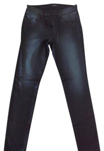 J Brand Straight Leg Jeans-Coated