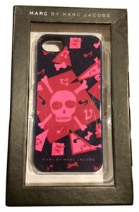 Marc by Marc Jacobs Marc by Marc Jacobs Navy Cell Phone Cover for iPhone 5