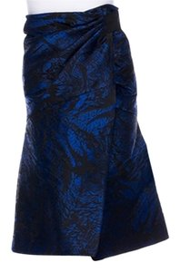 Proenza Schouler Skirt black and blue