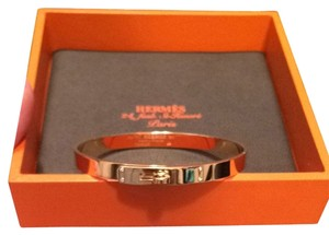 Herms 18k Gold Hermes Kelly Bracelet