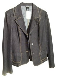 Bisou Bisou dark denim Blazer