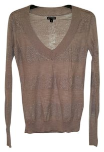 Express Sparkle Stretchy Sweater