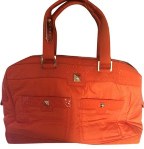 L.A.M.B. Tote in Orange