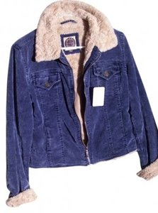 Giacca denim corduroy Womens Jean Jacket