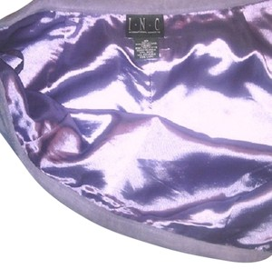 INC International Concepts Vintage Like New Skirt Lavander
