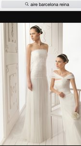 Aire Barcelona Reina Wedding Dress
