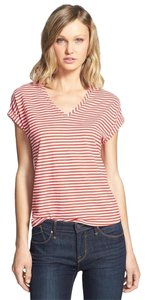 Vince Camuto T Shirt Red