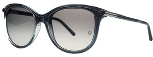 Montblanc Montblanc Grey Cateye Sunglasses