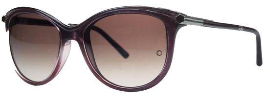 Montblanc Montblanc Purple Cateye Sunglasses