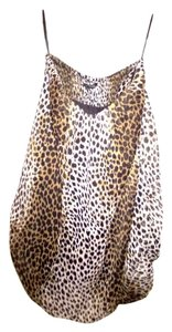 Foreign Exchange Bubble Cheetah Light Dress