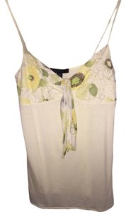 Express Cami Top Pale Yellow