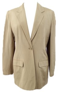 Josephine Chaus Collection Beige Blazer