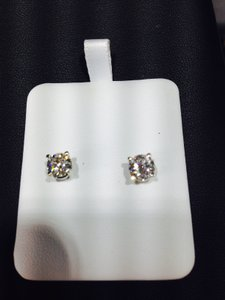 Diamond Studs 1.67 Total Carats