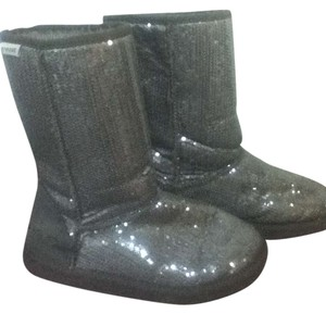Groove silver Boots