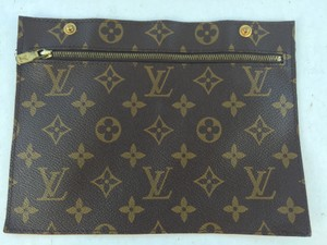 Louis Vuitton Louis Vuitton Flat Zip Pouch Randonee pouch