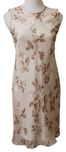 INC International Concepts Floral Silk Dress