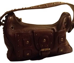 Betsey Johnson Satchel in Brown