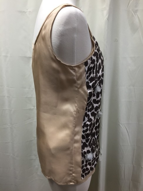 J.Crew Top Beige/brown