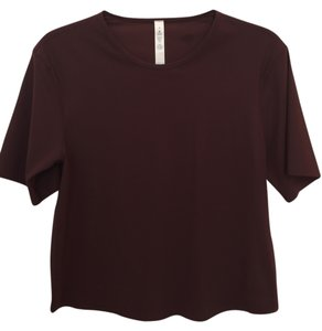 Lululemon T Shirt Plum