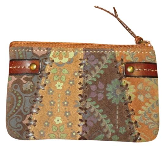 Other Patchwork Genuine Leather Coin Purse
