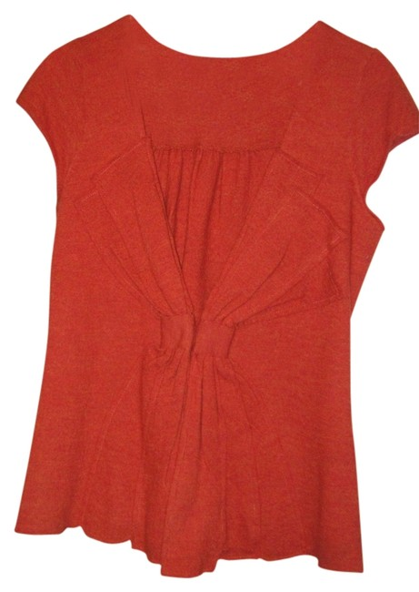 Preload https://item2.tradesy.com/images/anthropologie-cardigan-burnt-orange-3084856-0-0.jpg?width=400&height=650