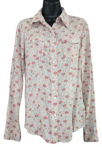 True Religion Shirt Button Down Shirt