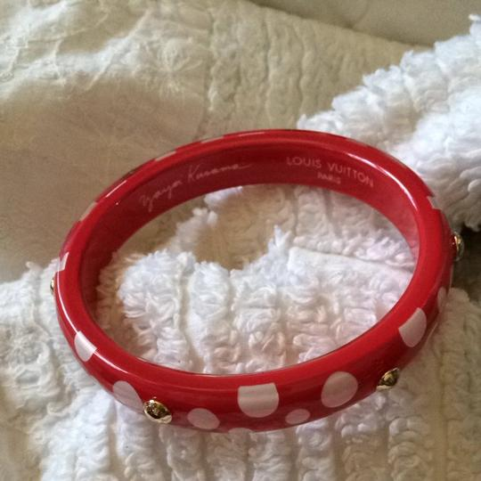 Louis Vuitton louis vuitton kusama bangle LE