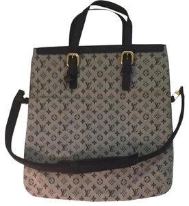 Louis Vuitton Tote Monogram Shoulder Bag