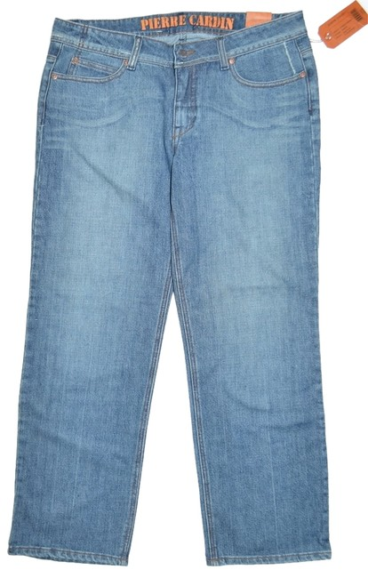 Pierre Cardin Denim Straight Leg Jeans