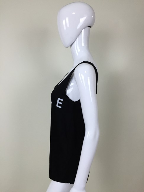 Other Shirt Sleeveless Top black, white