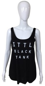 Other Sleeveless Shirt Top black, white