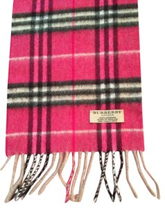 Burberry NEVER WORN: BURBERRY LONDON 100% CASHMERE SCARF FROM ENGLAND