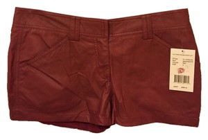 Robert Rodriguez Shorts Red
