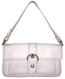 Giani Bernini Wristlet White Clutch