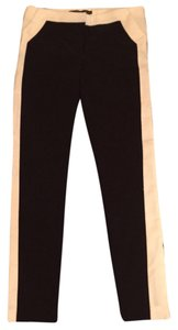 W118 by Walter Baker Tuxedo Color-blocking Pants