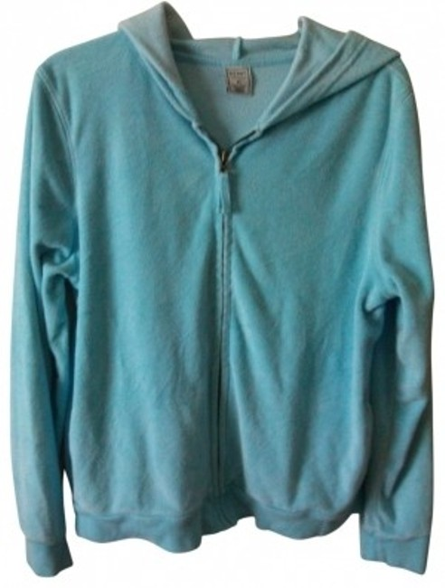 Old Navy Terrycloth Hoodie Baby Powder Jacket Work Out Casual Size Xl 18 Plus Hoody Zip Up Jacket