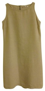 Old Navy short dress Light Tan on Tradesy