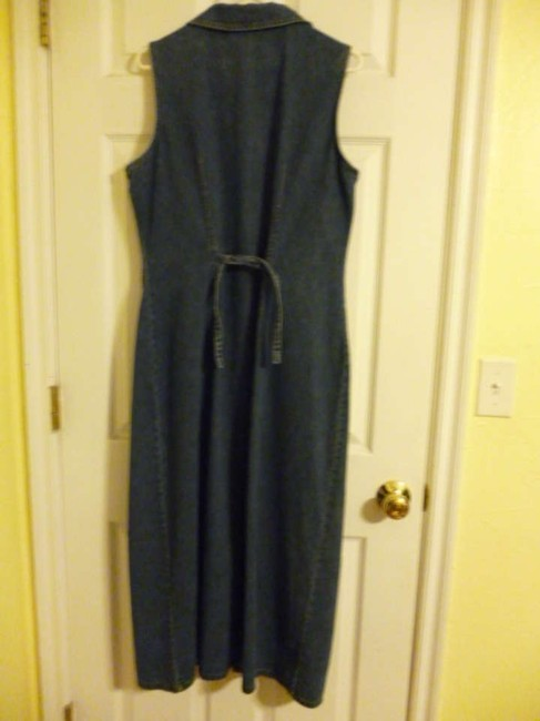 Denim Maxi Dress by Faded Glory Sundress