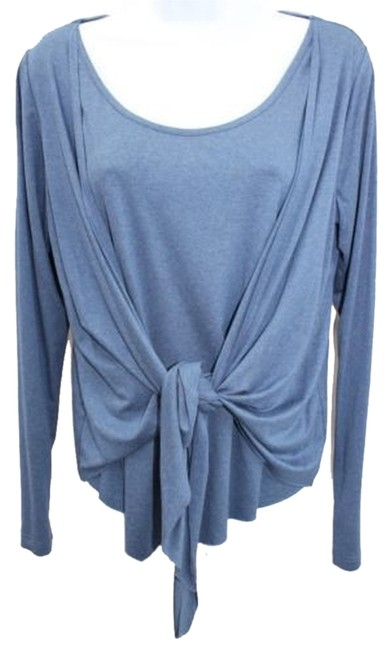 Preload https://item4.tradesy.com/images/brilho-joias-nyc-stretch-m-blouse-size-8-m-3087343-0-0.jpg?width=400&height=650