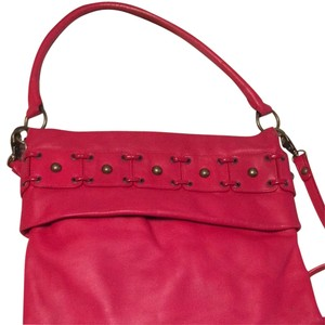 Donald J. Pliner Satchel in Red