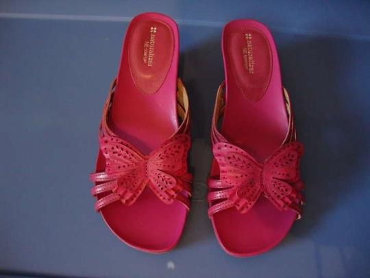Naturalizer Fuchsia Wedges