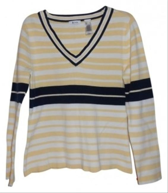 Preload https://item3.tradesy.com/images/liz-claiborne-sweater-30882-0-0.jpg?width=400&height=650