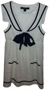 Forever 21 short dress white Sailor Vintage Style on Tradesy