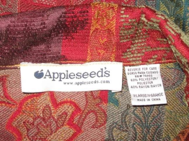 Appleseed's Multi-Colored Jacket