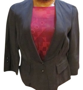 Robert Rodriguez Soft Grey Blazer