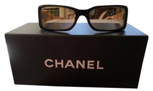 Chanel Two tone Black and Tan
