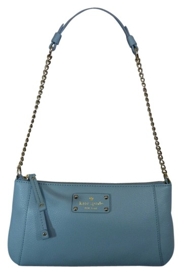 Preload https://item2.tradesy.com/images/kate-spade-adela-berkshire-road-wedgewod-pale-blue-leather-shoulder-bag-3089776-0-0.jpg?width=440&height=440