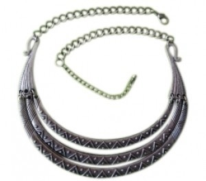 Forever 21 SALE ~Forever 21 Triple Tribal Collar Necklace